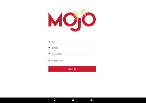 Mojo On The Go apk screenshot