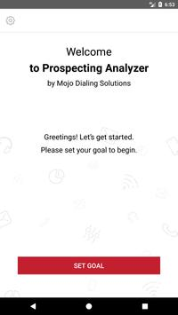 Prospecting Analyzer poster