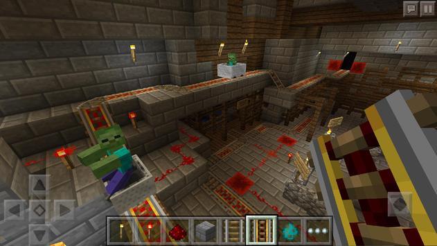 Minecraft captura de pantalla 3