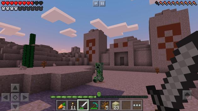 Minecraft captura de pantalla 11