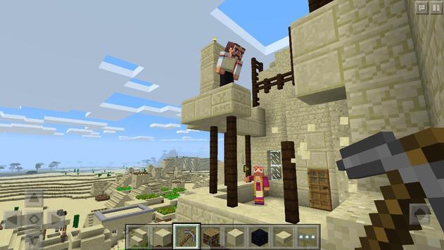 Minecraft captura de pantalla 17