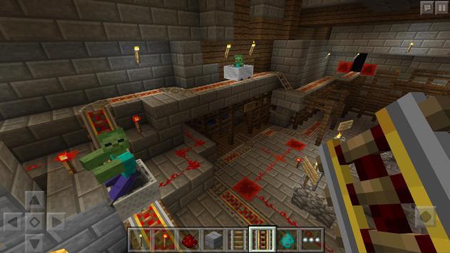 Minecraft captura de pantalla 18