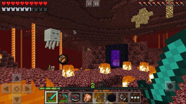 Minecraft captura de pantalla 1