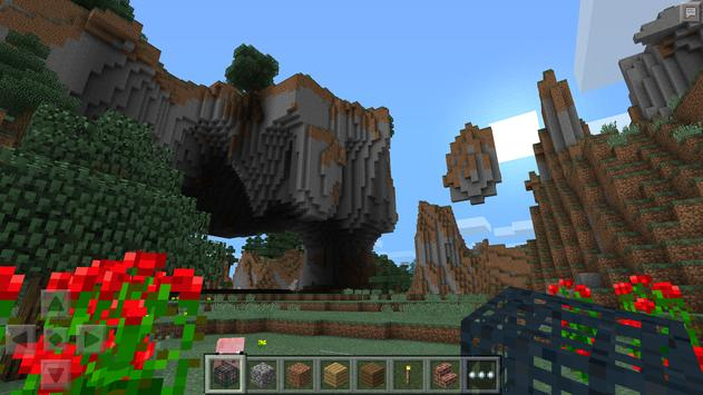 Minecraft apk screenshot