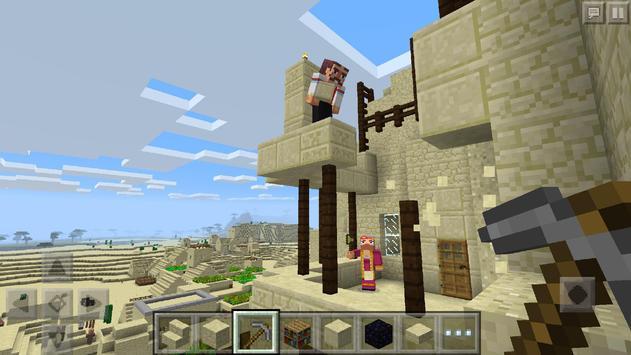 Minecraft captura de pantalla 2