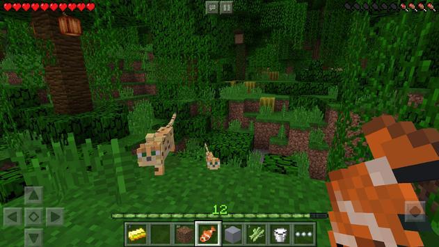 Minecraft captura de pantalla 7