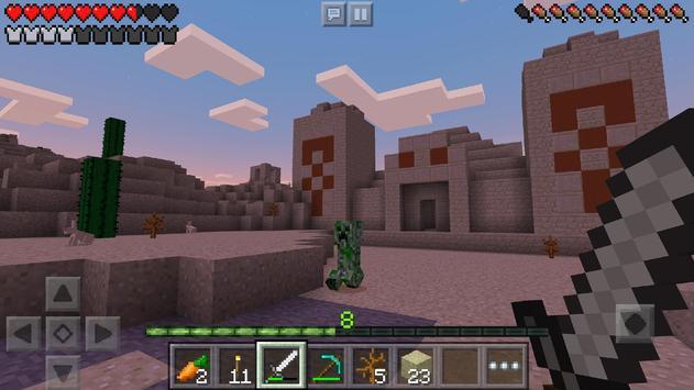 Minecraft captura de pantalla 4