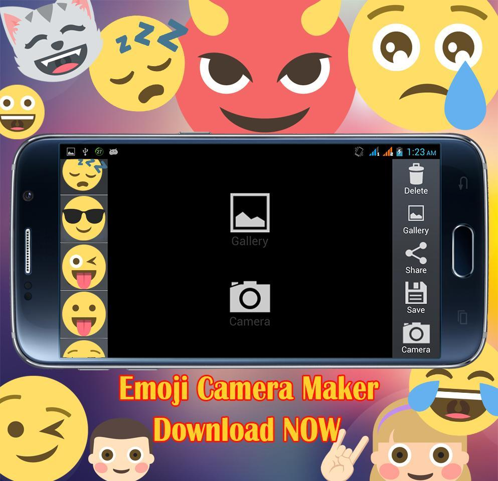 Emoji My Face take selfies for Android - APK Download