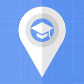 Mobile School Maps icon