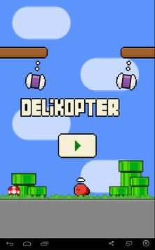 Delikopter poster