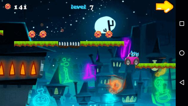 Котики вперед игра apk screenshot