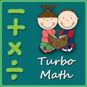 Turbo Math - A Challenge game icon