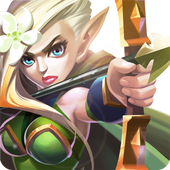 Magic Rush: Heroes ícone