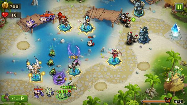 Magic Rush: Heroes apk imagem de tela