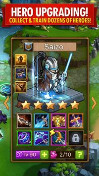 Magic Rush: Heroes apk screenshot