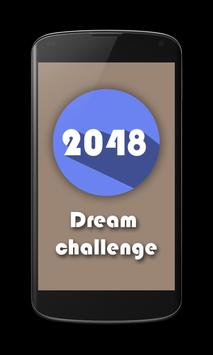 2048 Dream Challenge screenshot 5