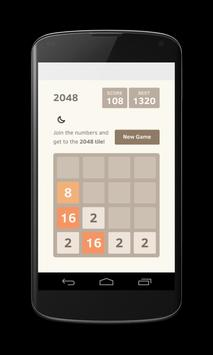 2048 Dream Challenge apk screenshot