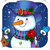 Moona Puzzles Christmas Lite icon
