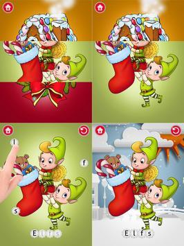 Moona Puzzles Christmas Lite screenshot 4