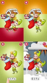 Moona Puzzles Christmas Lite screenshot 8