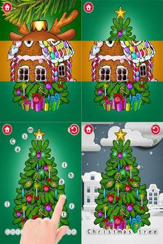 Moona Puzzles Christmas Lite screenshot 2
