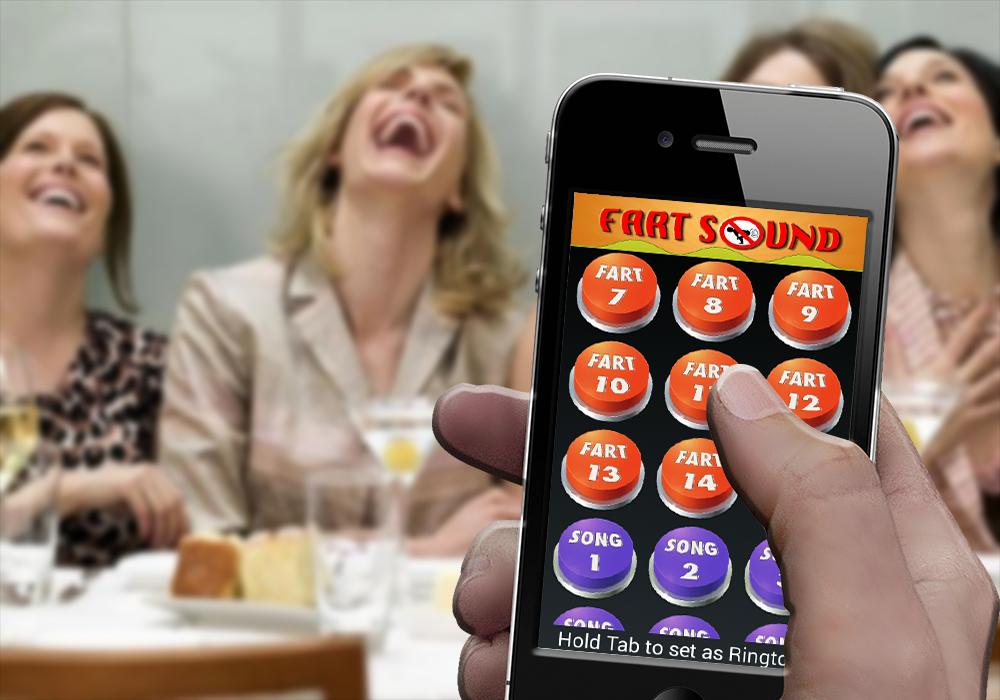 Fart Sounds : Funny Sounds for Android - APK Download