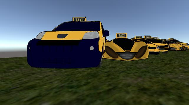 Not Another Taxi Simulator poster