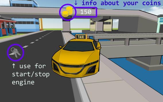 Not Another Taxi Simulator screenshot 5
