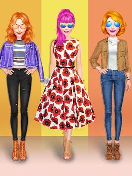 Teenage Fashion Girl Salon screenshot 2
