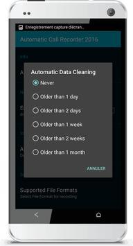 Automatic Call Recorder 2016 screenshot 5
