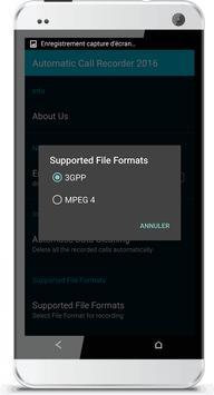 Automatic Call Recorder 2016 screenshot 6
