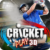 Cricket Play 3D icon
