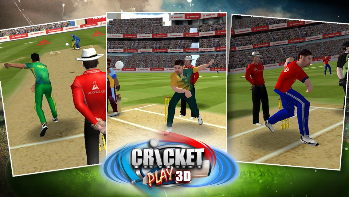 3d cricket games download for android