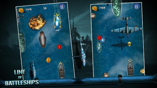 Line Of Battleships: Naval War screenshot 4