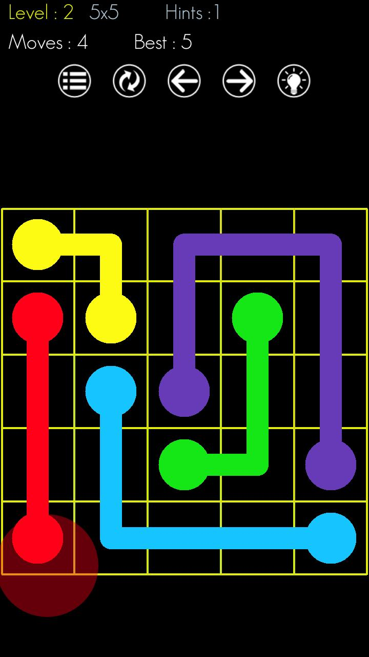 Flows Free Draw Line For Android Apk Download