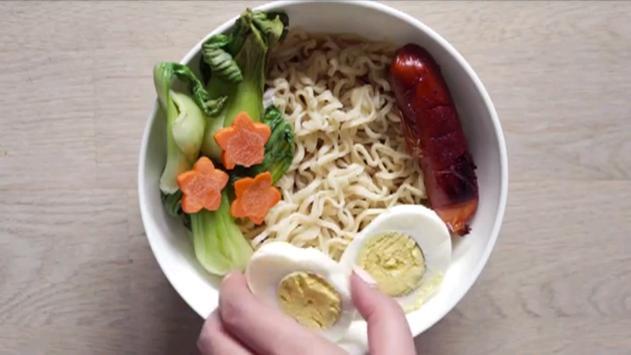 Instant Noodle Recipe screenshot 4