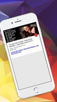 Kumpulan Lagu India Terbaru Dan Terpopuler screenshot 3