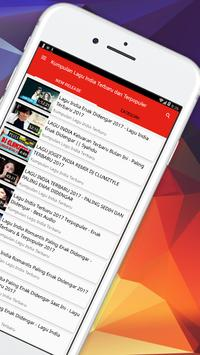 Kumpulan Lagu India Terbaru Dan Terpopuler screenshot 1
