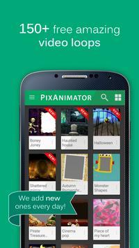 PixAnimator capture d'écran 1
