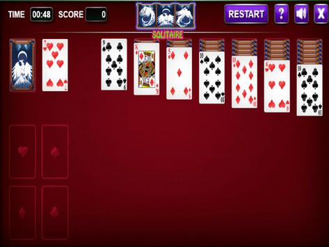 Phoenix Solitaire : Classic Solitaire screenshot 1