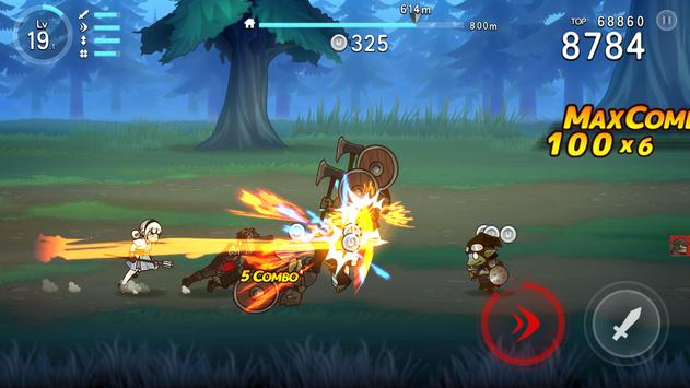 FANTASYxRUNNERS R apk screenshot