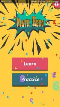 Math Hero screenshot 1