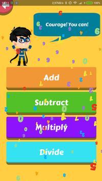 Math Hero screenshot 2