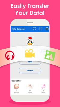 File Transfer & Share Anywhere poster