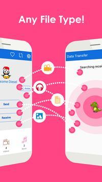 File Transfer & Share Anywhere apk screenshot