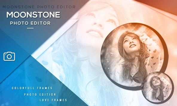 Moonstone Photo Editor poster