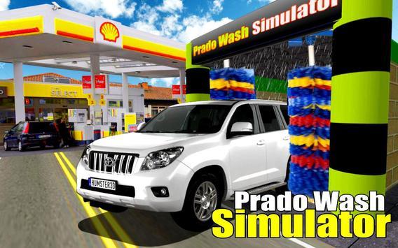 Prado Wash Simulator, Service, Tuning Prado games poster