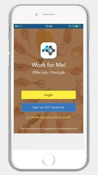 Work for Me! poster