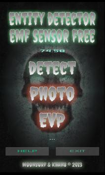 Entity Detector FREE poster