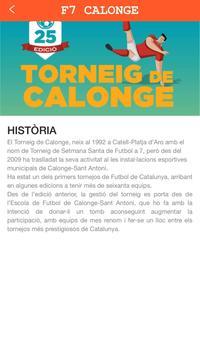 CALONGE F7 apk screenshot
